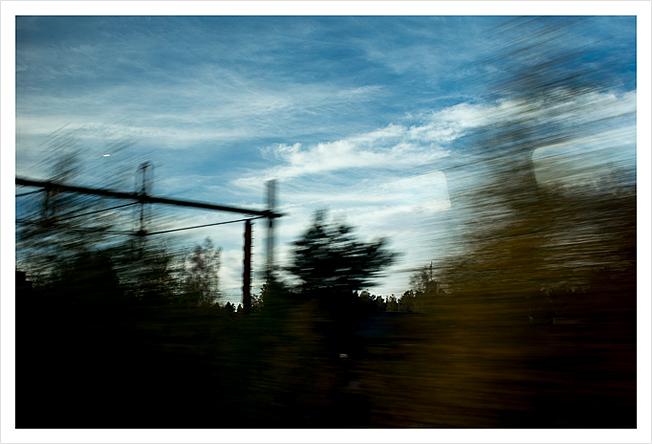 Tågfart